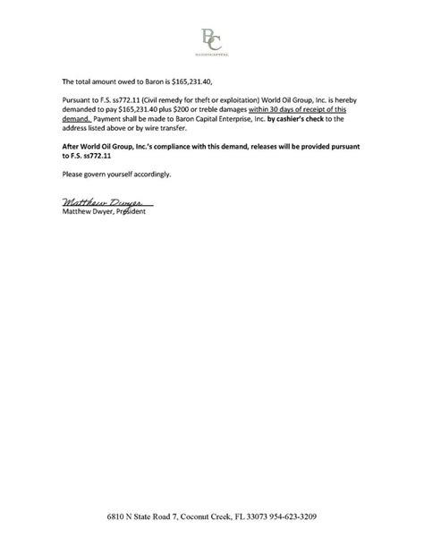 Letter Invoice Not Received smart money bcap on buzz cloud after received