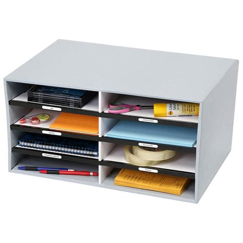 Officeworks Desk Accessories Marbig Sort N Stor Storage Box Boar3015 Cos Complete Office Supplies