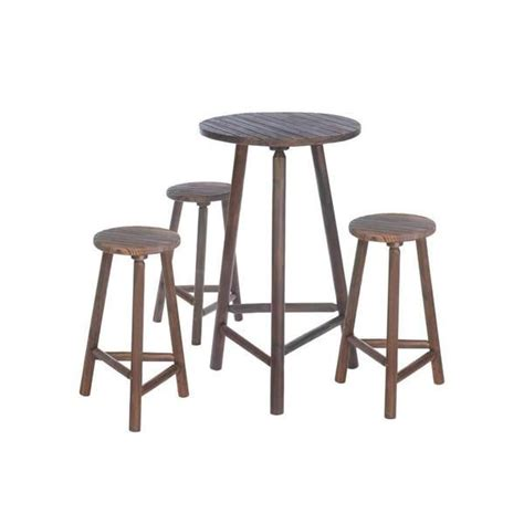Outdoor Bar Stools And Table Set by 1000 Ideas About Bar Table And Stools On Bar