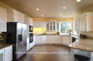 Can You Paint Kitchen Cabinets White Painting Oak Cabinets Yay Or Nay Home Staging