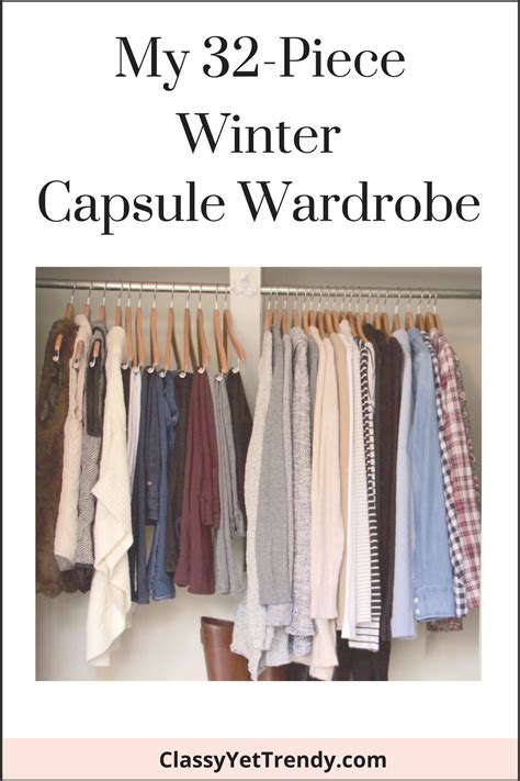 What To In Your Wardrobe by 32 Winter Capsule Wardrobe Yet Trendy