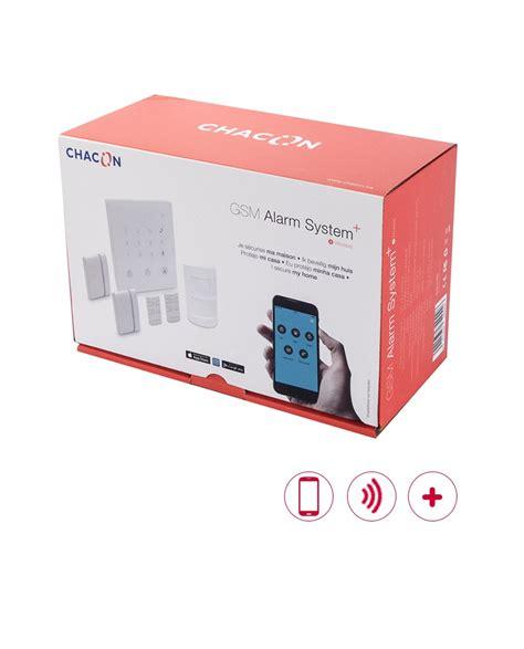 meta title chacon gsm wireless alarm system
