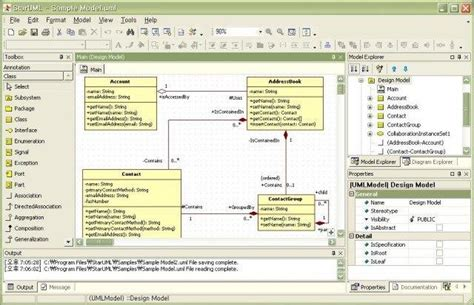 open source visio editor staruml sourceforge net