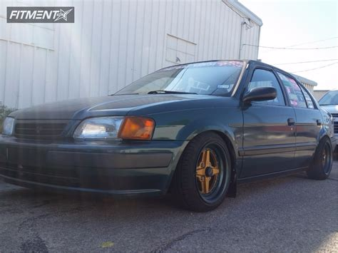 1995 toyota tercel work equip 01 ksport coilovers coilovers