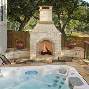 Indoor Gas Fire Pits - custom outdoor fireplace or fire pit archadeck outdoor living