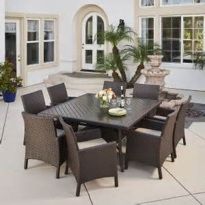 mission hills dining room set kingston 10pc deep seating collection mission hills