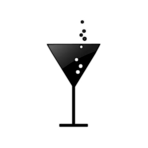 martini glass logo png glass glasses of chagne icon 056888 187 icons etc