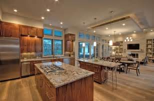 Open Kitchen Great Room Floor Plans by 10 Tips To Organize Spaces Without Walls