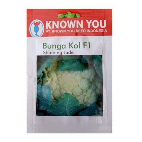 Benih Bibit Timun Jepang Known You Seed Kemasan Asli jual benih bunga kol shining jade f1 130 biji known you seed bibit