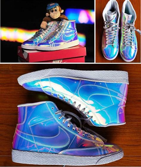 Shop Duvet Covers Nike Wmns Blazer Mid Iridescent Hologram