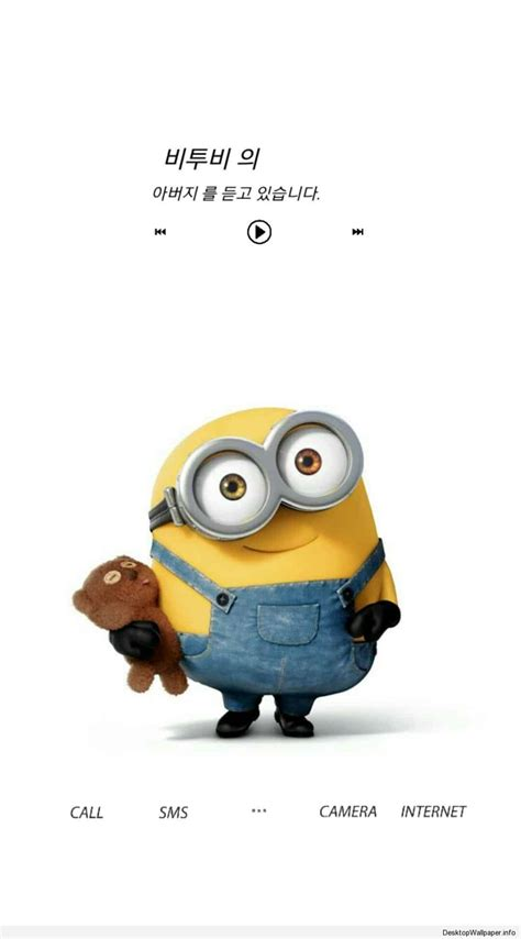 Iphone 5 Minion minions wallpaper iphone 5 hd wallpaper directory
