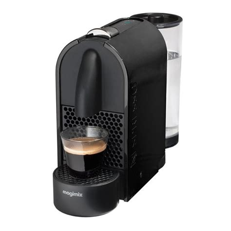 magimix u nespresso nespresso magimix m130 174 u