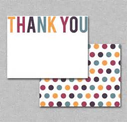thanks you polka dot card awesome free thanks mr handsomeface free printables