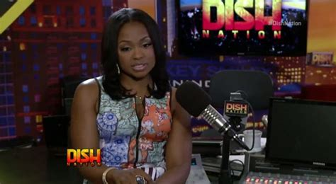 phaedra parks on club scene goal was not to fan any of phaedra parks talks kendall jenner s teleprompter