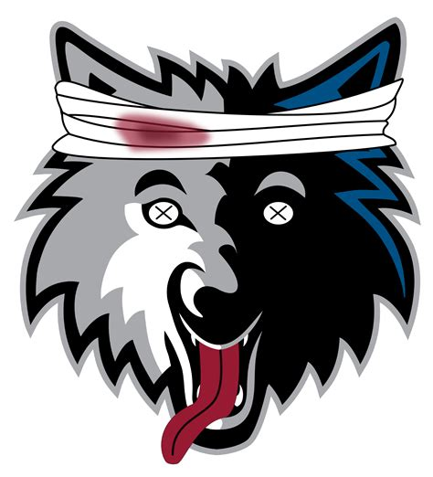 tattoo and out come the timberwolves
