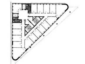 Collection of Triangular House Floor Plans Gurus Floor | Glamour ...