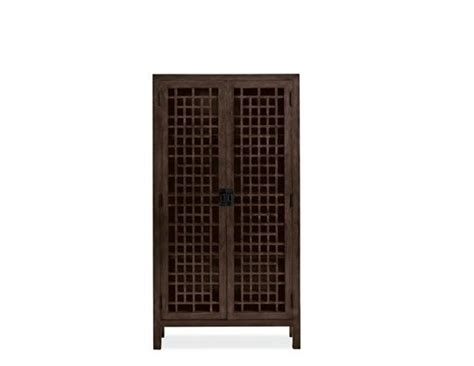 room and board zen media zen tall cabinets armoires living spaces