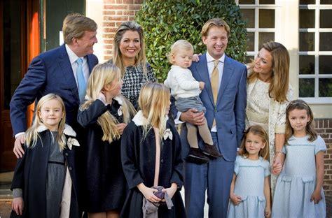 dutch royal family  christening willem jan van vollenhoven