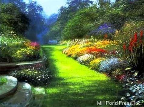 imagenes bellas y relajantes paisajes y flores youtube