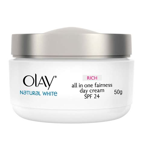 Olay Day And olay white rich all in one fairness day spf 24