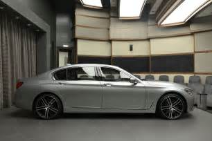 Bmw 760li V12 Posh Bmw 760li Xdrive V12 Excellence Is An M Performance