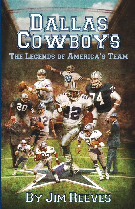 in an dallas novel in book 46 books new book is a must read dallas cowboys the legends of