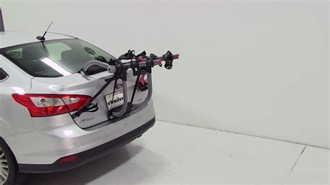 Best Bike Rack For Ford Focus by Trunk Bike Racks For 2012 Ford Focus Yakima Y02624