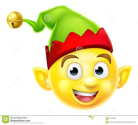 christmas emoticons emoticon stock vector illustration of 59116334
