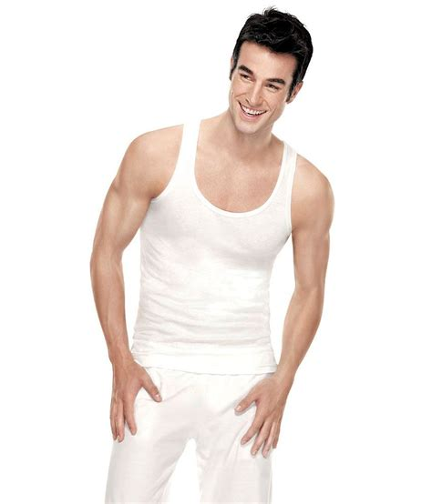 Hanes Cotton For 4 hanes white cotton vests pack of 4 buy hanes white cotton vests pack of 4 at low price