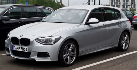 Advantage Paket Bmw 1er 2011 by File Bmw 118d M Sportpaket F20 Frontansicht 21 April