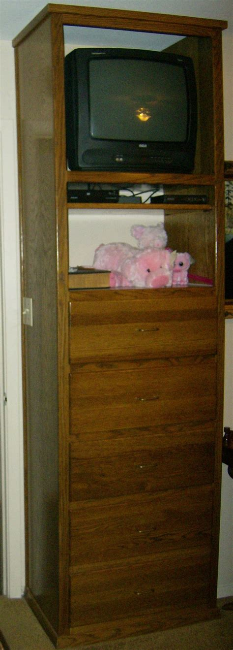 already built chest of drawers tv on top of built in chest of drawers projects i
