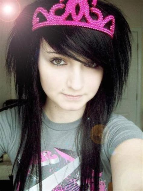scene haircuts for thin hair girls 67 emo hairstyles for girls i bet you haven t seen before