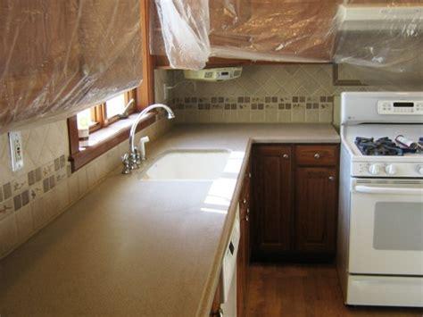 Sandstone Granite Countertops by Replacementcounters Corian Sandstone Kitchen Countertop