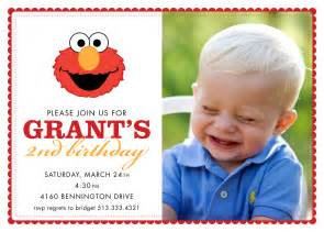 elmo 1st birthday invitations bagvania free printable