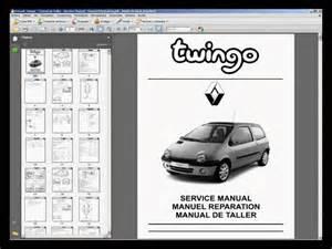Renault Twingo Owners Manual Renault Twingo Manual De Taller Workshop Manual