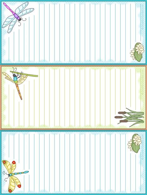 printable dragon stationery dragon flies printables requires ink pinterest