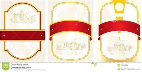 Label Design Vodka Royalty Free Stock Images Image 12539309 Vodka Label Template