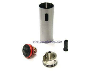 Guarder Cylinder For Marui M14 guarder bore up cylinder set for marui m4a1 m4 ris sr 16 series gd pt gl0340 ag us 54 00