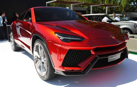 suv lamborghini lamborghini urus suv will be only plug in hybrid