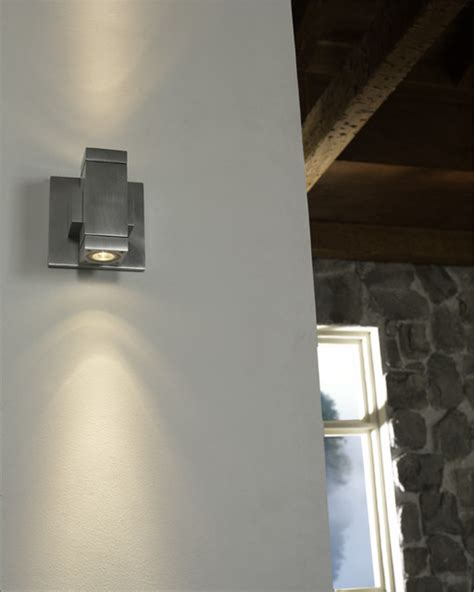 Hallway Wall Lights Taos Squareled Wall Sconce In Hallway Contemporary