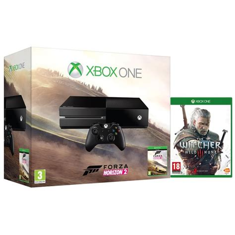 witcher 3 console xbox one console includes forza horizon 2 the witcher