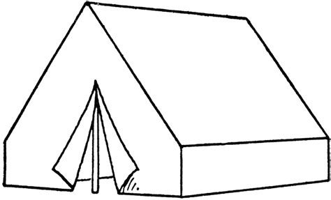abraham tent coloring page tent clip art black and white clipart panda free