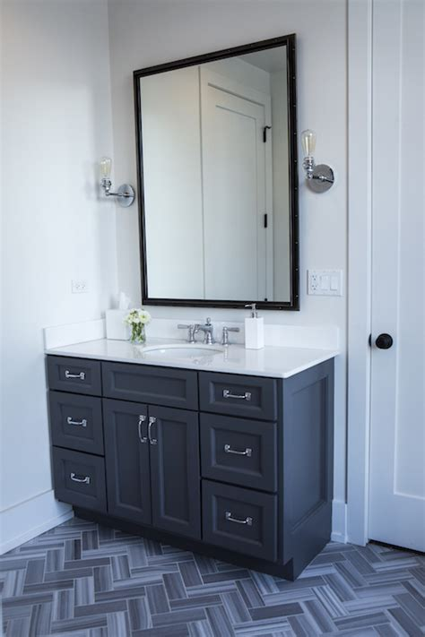 dark grey bathroom vanity dark gray bathroom vanity contemporary bathroom