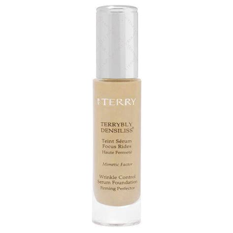 by terry terrybly densiliss wrinkle control serum foundation 85 by terry terrybly densiliss foundation wrinkle control