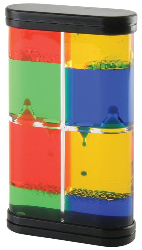 Color Box 4 In 1 rhode island novelty water wheel timer