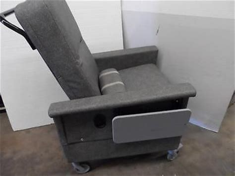 Used Chion Patient Recliner Medical Transport Chair