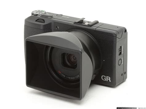ricoh gr ricoh gr comparative review digital photography review
