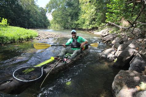 thermarest trail seat canada kayak fishing skills differ on small rivers the approach