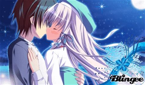imagenes de amor anime tumblr amor anime fotograf 237 a 117224430 blingee com