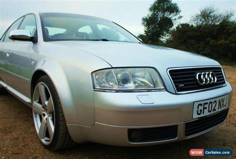 2002 audi a6 4 2 quattro sport auto for sale in united kingdom